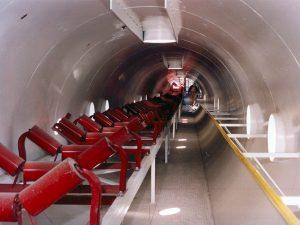 tubular galleries conveyor designs