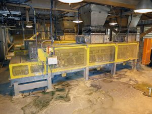 belt feeder conveyor designs McCord conveyor systems