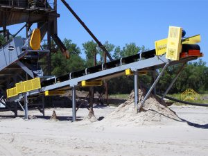 equipment channel frame conveyor designs